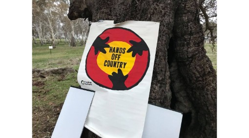Why we are here | djab wurrung heritage protection embassy